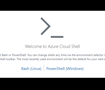 Get started with shell.azure.com