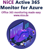NiCE active 365 monitor for Azure